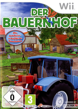 Der Bauernhof Wii cover (SHEDRM)
