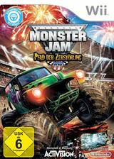 Monster Jam:Pfad der Zerstörung Wii cover (SMJP52)