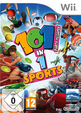 101-in-1 Sports Party Megamix Wii cover (SOIPHZ)