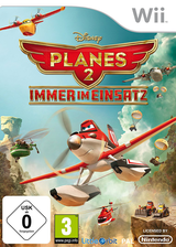 Disney Planes 2: Immer im Einsatz Wii cover (SQQPVZ)