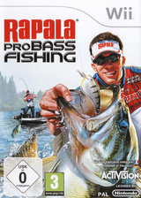 Rapala Pro Bass Fishing Wii cover (SRFP52)