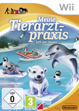 Meine Tierarztpraxis SOS am Ozean Wii cover (STPPML)