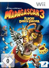 Madagascar 3: Flucht durch Europa Wii cover (SV3PAF)