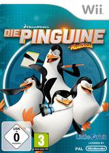 Die Pinguine aus Madagascar Wii cover (SV7PVZ)