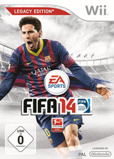 FIFA 14 - Legacy Edition Wii cover (SVHX69)