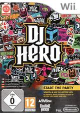 DJ Hero Wii cover (SWAP52)