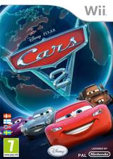Cars 2 Wii cover (SCYX4Q)