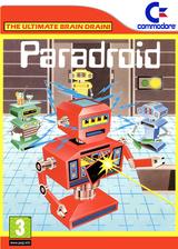 Paradroid VC-C64 cover (C98P)