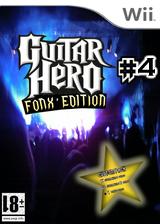 Guitar Hero III Custom:Fonx #4 CUSTOM cover (CGHPF4)