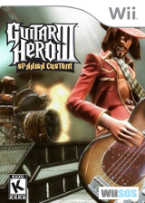 Guitar Hero III Custom:Spanisk Custom by KuXu CUSTOM cover (CGSP52)