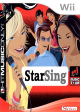 StarSing : NRJ Music Tour v2.0 CUSTOM cover (CS4P00)