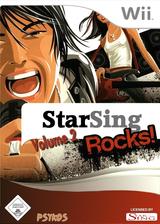 StarSing:Rocks! Volume 2 v2.0 CUSTOM cover (CSDP00)