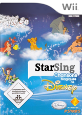 StarSing:Chansons Magiques de Disney v2.0 CUSTOM cover (CSGP00)
