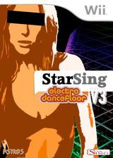 StarSing:Electro-Dancefloor Volume 3 v2.0 CUSTOM cover (CSOP00)