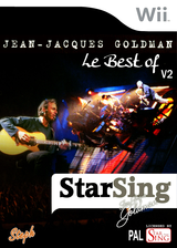 StarSing:Best of Goldman v2.0 CUSTOM cover (CTAP00)