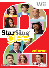 StarSing : Glee Volume 2 v1.0 CUSTOM cover (CTQP00)