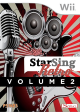 StarSing : Retro Volume 2 v1.0 CUSTOM cover (CTYP00)