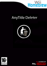 AnyTitle Deleter Homebrew cover (DATD)