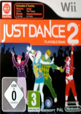 Just Dance 2 (Demo) Wii cover (DD2P41)