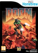 Doom Homebrew cover (DOOA)