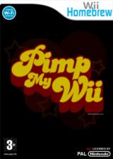 Pimp my Wii Homebrew cover (DPWA)