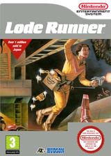 Lode Runner VC-NES cover (FBLM)