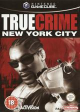 True Crime: New York City GameCube cover (G2CX52)