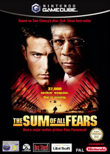 The Sum of All Fears GameCube cover (G3MP41)