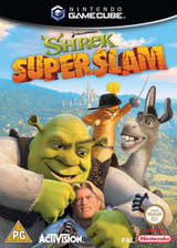 Shrek Super Slam GameCube cover (G3YX52)