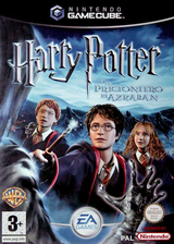 Harry Potter and the Prisoner of Azkaban GameCube cover (GAZI69)