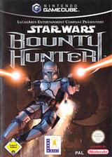 Star Wars Bounty Hunter GameCube cover (GBWD64)