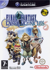 Final Fantasy Crystal Chronicles GameCube cover (GCCP01)