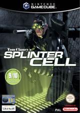 Tom Clancy's Splinter Cell GameCube cover (GCEP41)
