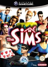 The Sims GameCube cover (GCIP69)