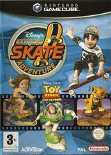 Disney Extreme Skate Adventure GameCube cover (GEXP52)
