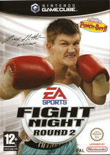 Fight Night Round 2 GameCube cover (GEYP69)