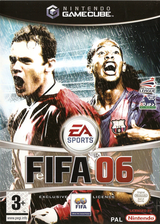 FIFA 06 GameCube cover (GF6P69)