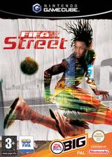 FIFA Street GameCube cover (GF8P69)