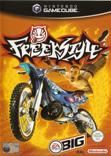 Freekstyle GameCube cover (GFKP69)