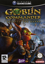 Goblin Commander:Unleash the Horde GameCube cover (GGCP0A)