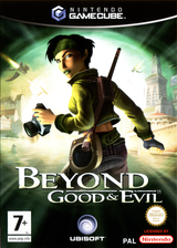 Beyond Good And Evil GameCube cover (GGEP41)