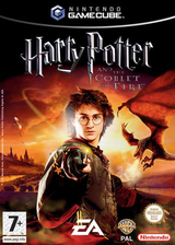Harry Potter and the Goblet of Fire GameCube cover (GH4P69)