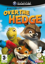 Over The Hedge GameCube cover (GH5P52)