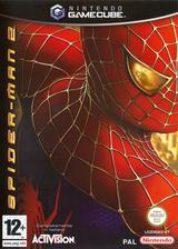 Spider-Man 2 GameCube cover (GK2I52)