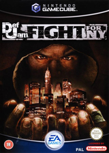 Def Jam: Fight For NY GameCube cover (GNWP69)