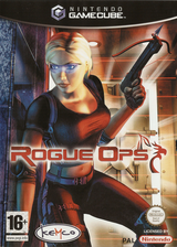 Rogue Ops GameCube cover (GP9P7F)