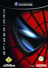 Spider-Man GameCube cover (GSMD52)