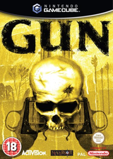 Gun GameCube cover (GUMP52)