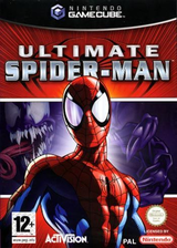 Ultimate Spider-Man GameCube cover (GUTP52)