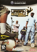 Urban Freestyle Soccer GameCube cover (GUVP51)